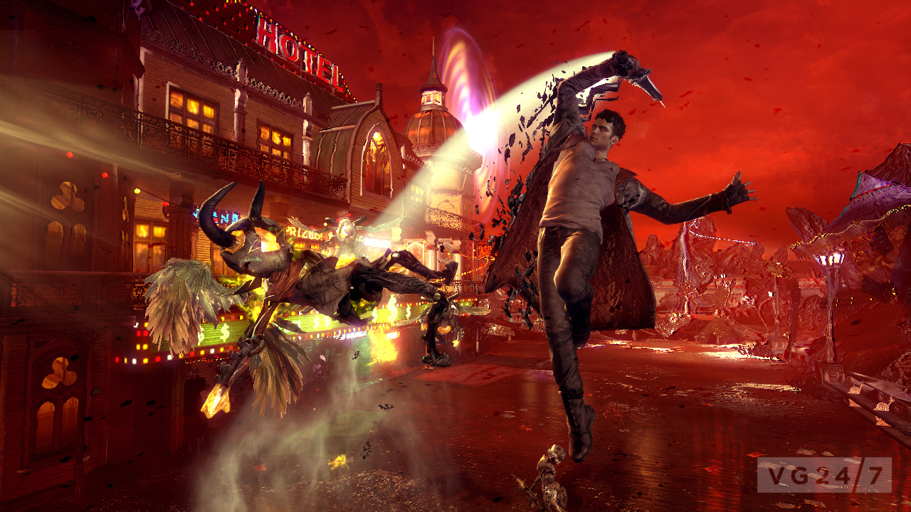 Devil May Cry Remasters Coming To PS4 And Xbox One VG247
