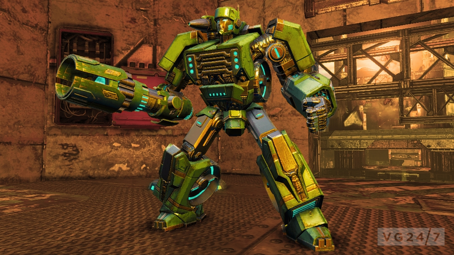 Transformers Fall Of Cybertron DLC Massive Fury Pack Now