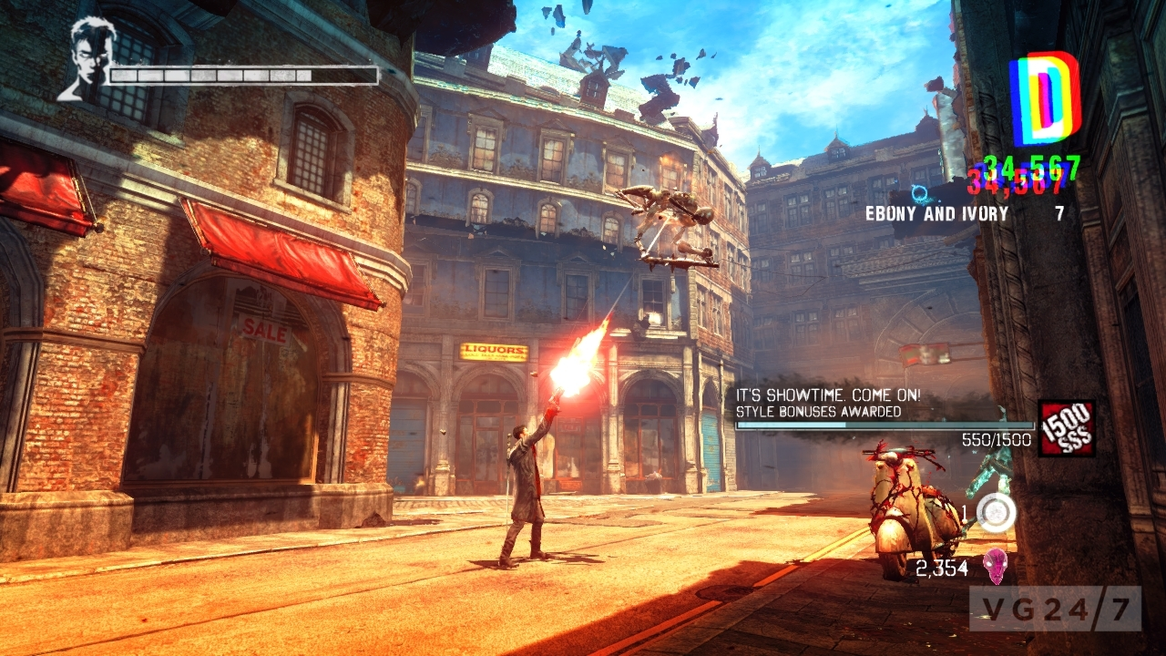 DmC Devil May Cry Hits PC January 25 Recommended Specs