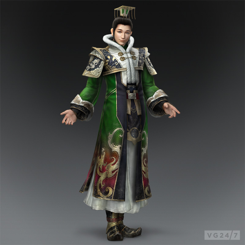 Dynasty Warriors 8 Gets Another Batch Of Hacking Slashing