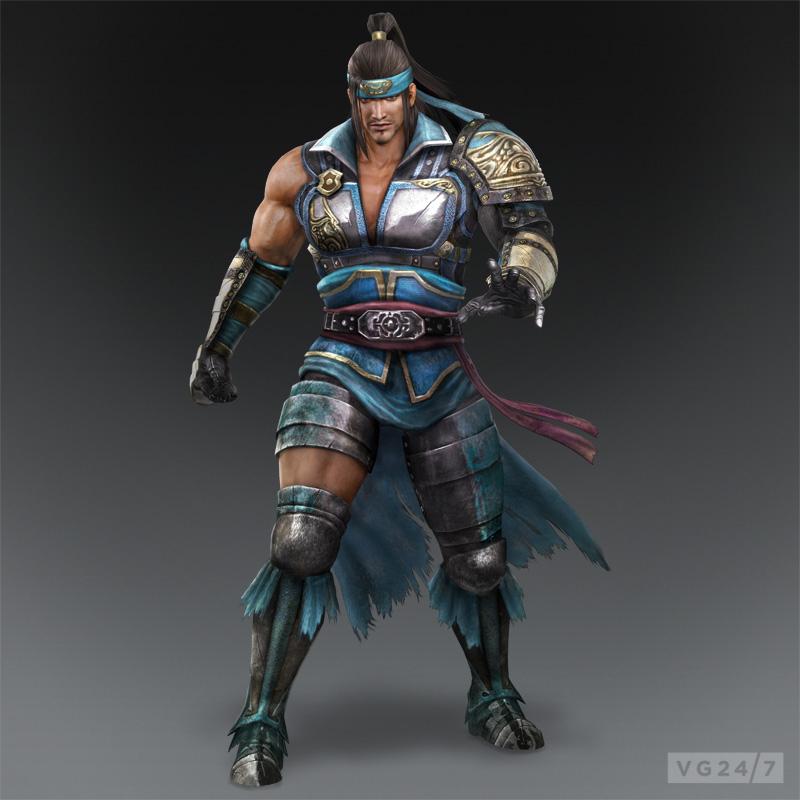 Dynasty Warriors 8 Screens Show Tons Of Light Heavy Light