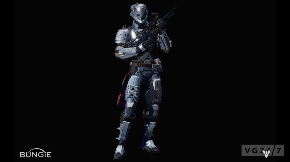 Destiny Gets New Location Amp Armour Art Character Models