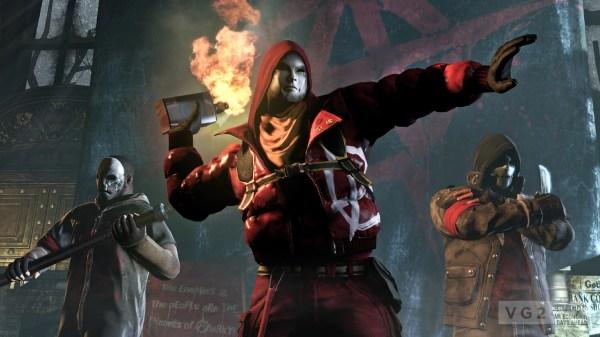 Batman: Arkham Origins E3 shots show Bane & Anarky in ...
