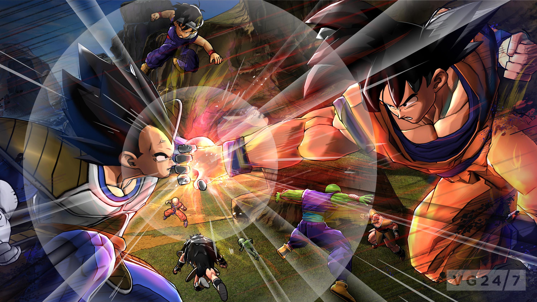 Dragon Ball Z Battle Of Z Announced