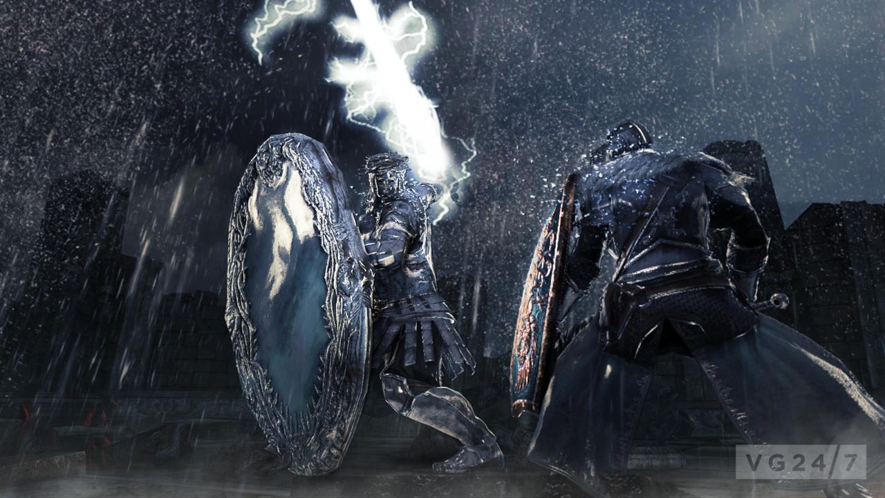 Dark Souls 2 Screens And Concept Art Are Dark Some A Bit