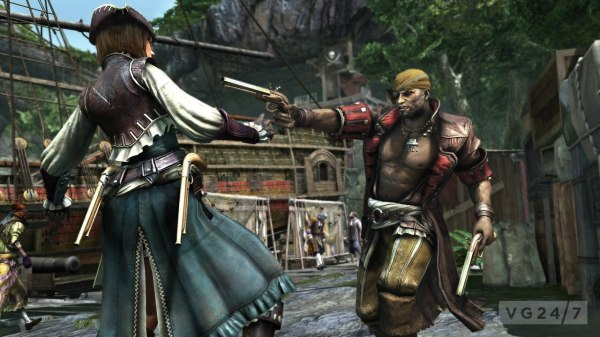Assassin's Creed 4: Black Flag multiplayer images leaked ...