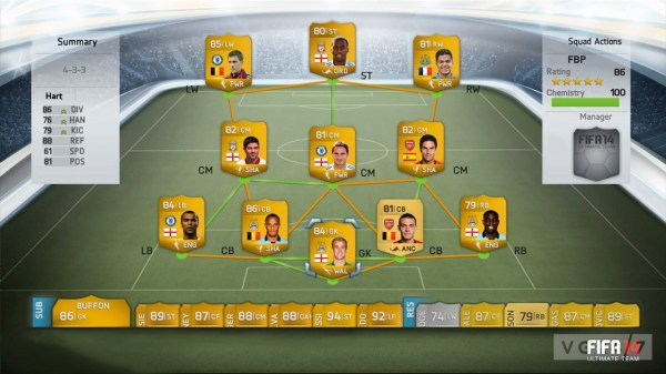FIFA 14 Ultimate Team: all the details direct from the ...