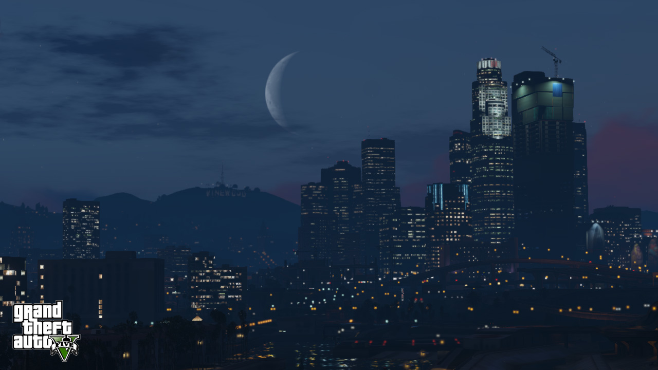 Grand Theft Auto 5 Area Attractions Updated New Screenshots Released VG247