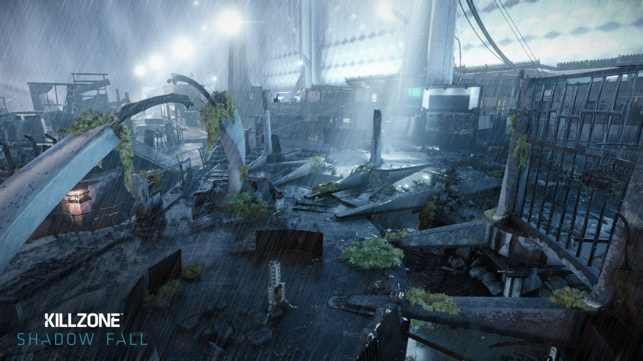 Killzone Shadow Fall Multiplayer Video And Screens Show