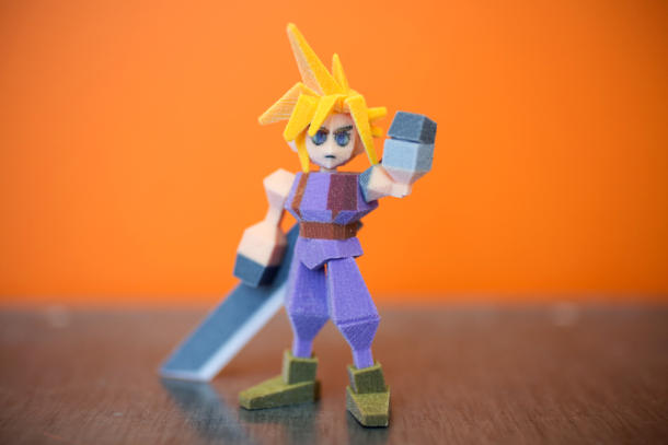 Square Enix Takes Down Shop Illegally Selling 3D Printed Final Fantasy VII Figures VG247