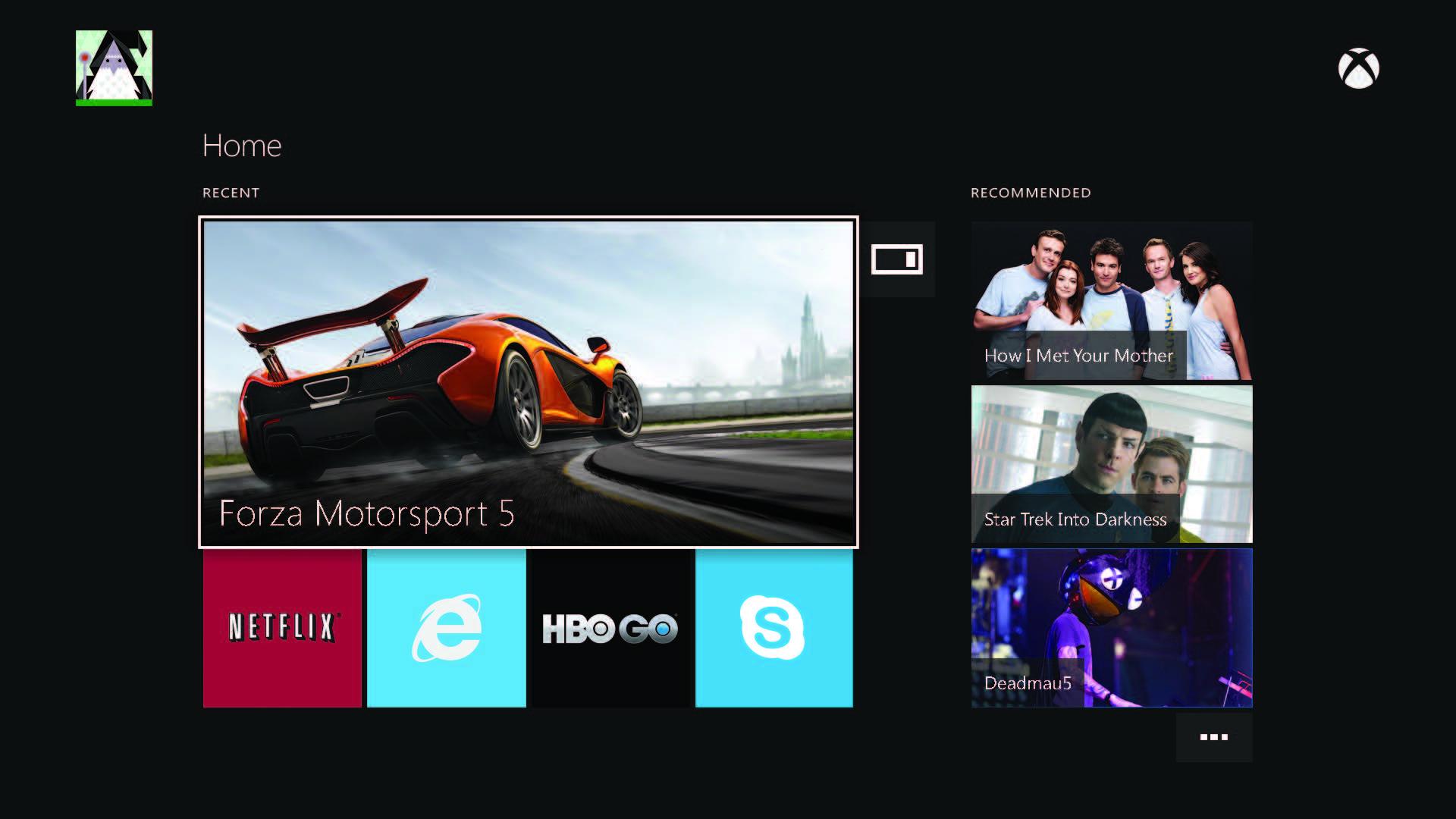 Xbox One Gamescom Shots Show Off The Consoles UI VG247
