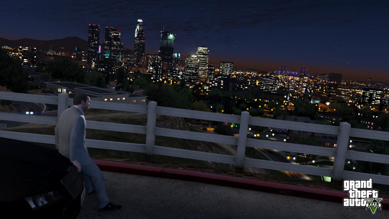 Grand Theft Auto 5 Screenshots Show Lovely Vistas