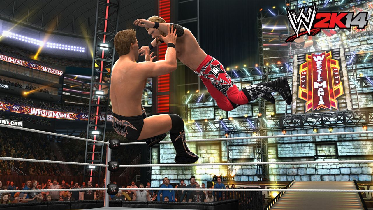 WWE 2K14 To Include The Universe Era Featuring