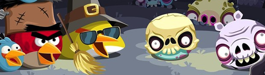 Angry Birds Friends Bad Piggies Update Brings Zombie Pigs For Halloween VG247