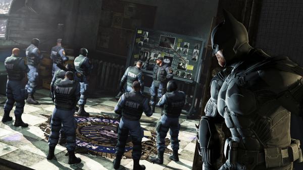 Batman: Arkham Origins introduces you to Barbara Gordon ...