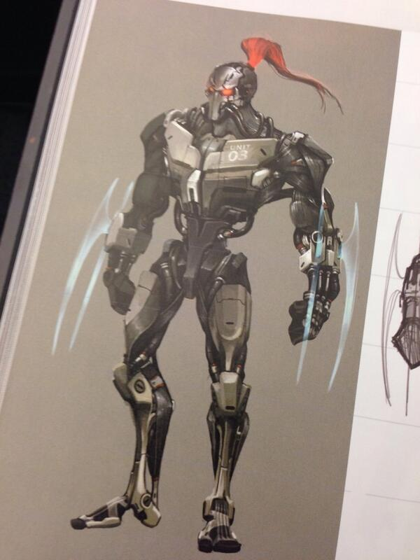Killer Instinct Art Book Reveals Possible Fulgore DLC