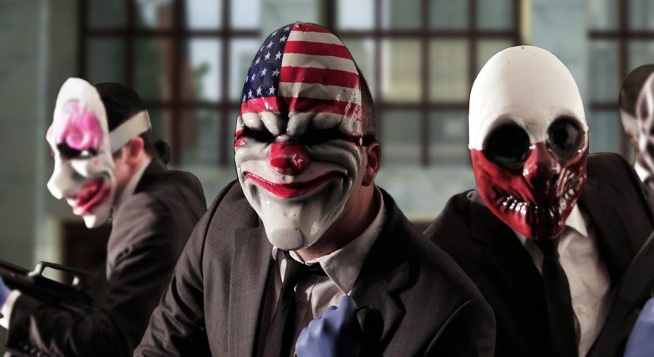 Lets Play Payday 2 Pro Bank Heist Stealth Solo Play VG247