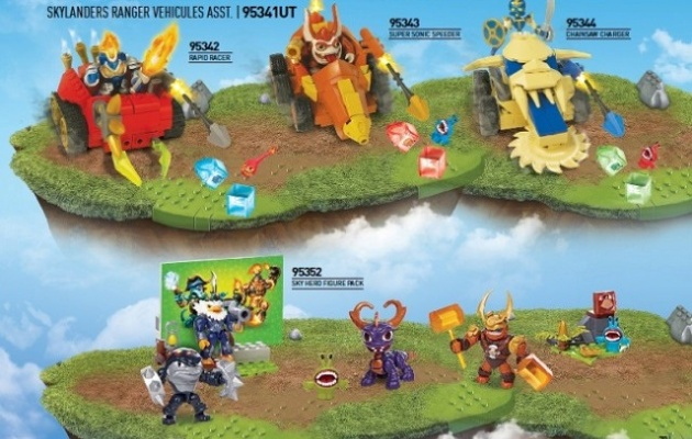 Skylanders Sequel Could Include Vehicles According To