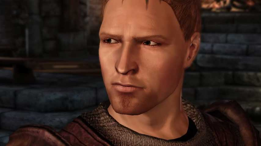 Dragon Ages Alistair Or At Least His Voice To Make A