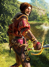 Fable Legends Art Introduces Playable Nobleman Sterling VG247