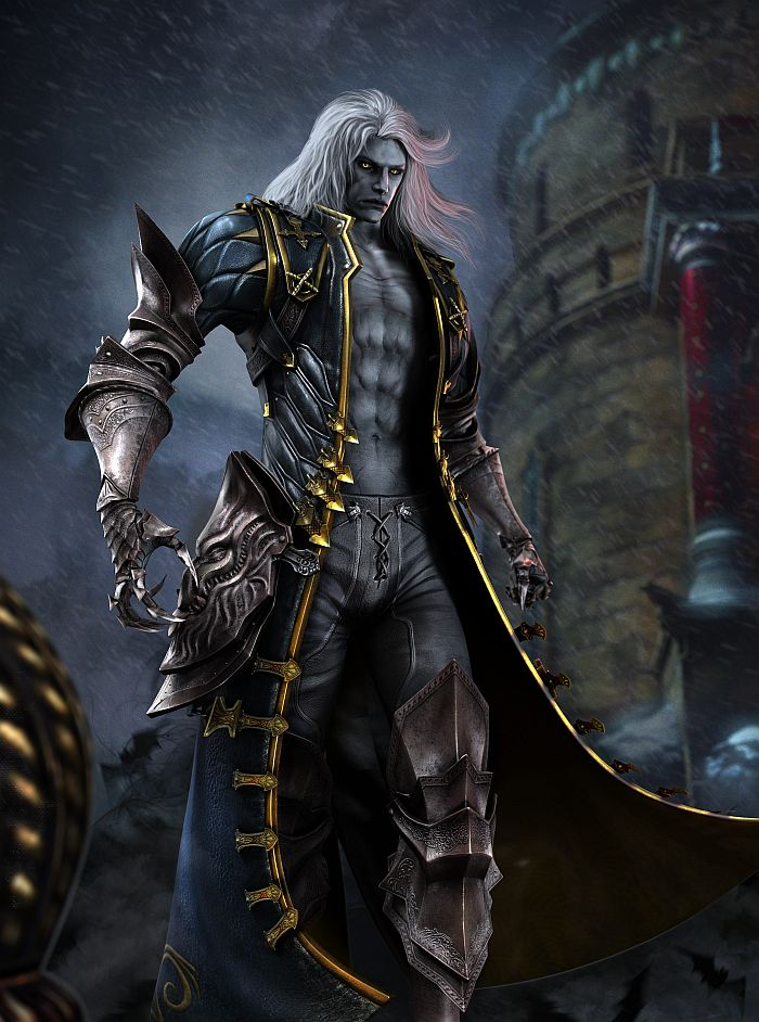 Castlevania Lords Of Shadow 2 Revelations DLC Sees Alucard Takes Center Stage VG247