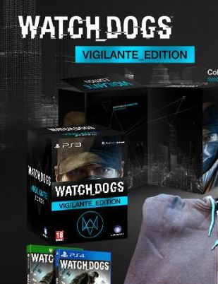 Watch Dogs Premium Vigilante Edition Is GAME Exclusive Contents Inside VG247