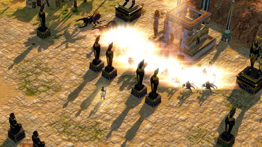 UPDATED Age Of Mythology Extended Edition Gets Steam