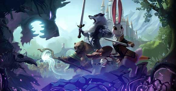Armello Seeks 200000 On Kickstarter For Furry Adventures VG247