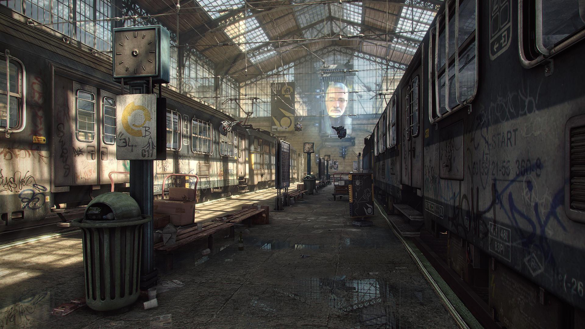 Half Life 2 City 17 Unreal Engine Project Updates Valves