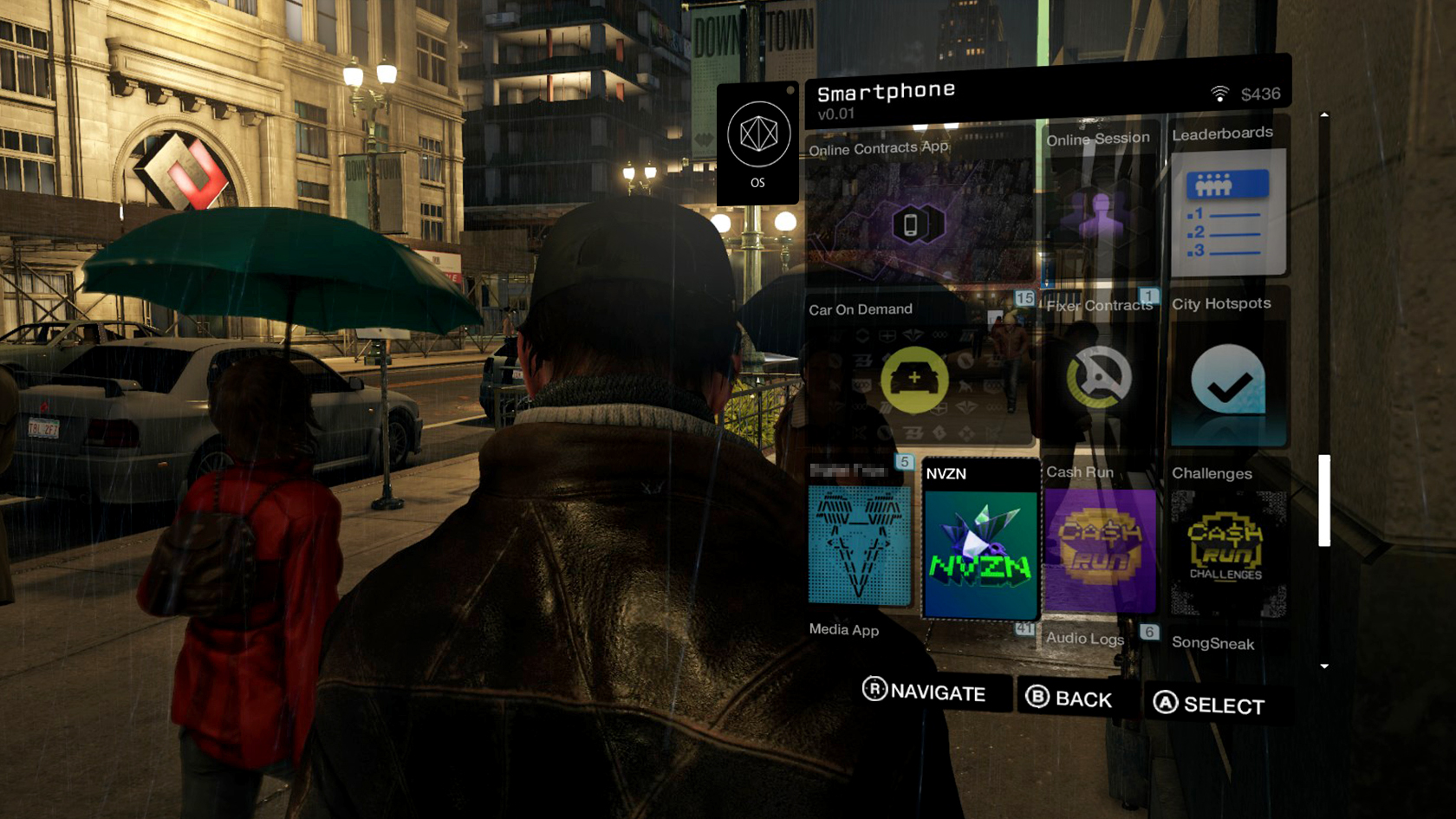 Watch Dogs Screen Appears To Include Links To Assassins Creed Series VG247