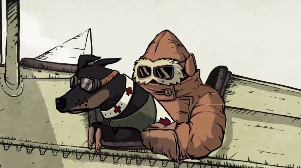 Valiant Hearts The Great War Reviews Begin Get All The Scores Here VG247