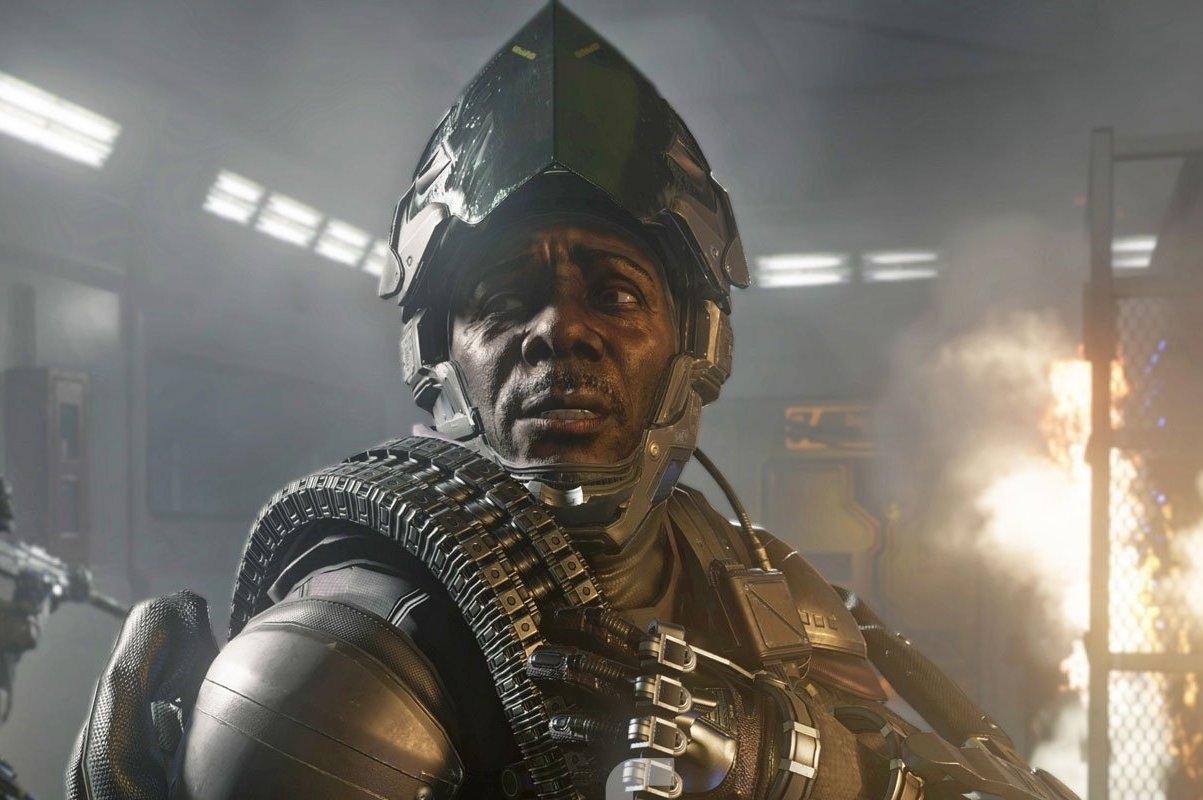 Call Of Duty Advanced Warfares Gun Audio Sounds Fierce