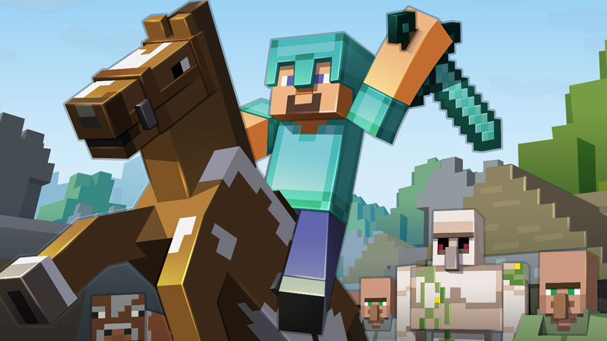 Minecraft Xbox One PS4 Vita Editions Will Be Released In August VG247