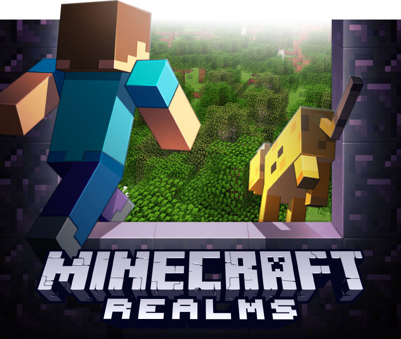 If You Cant Figure Out How To Host Your Own Game Minecraft Realms Is For You VG247