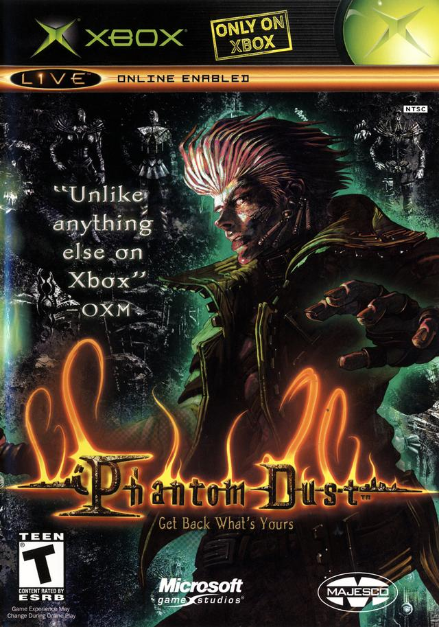 Phantom Dust Could Be Making A Return If Microsoft Trademarks Are Any Indication VG247
