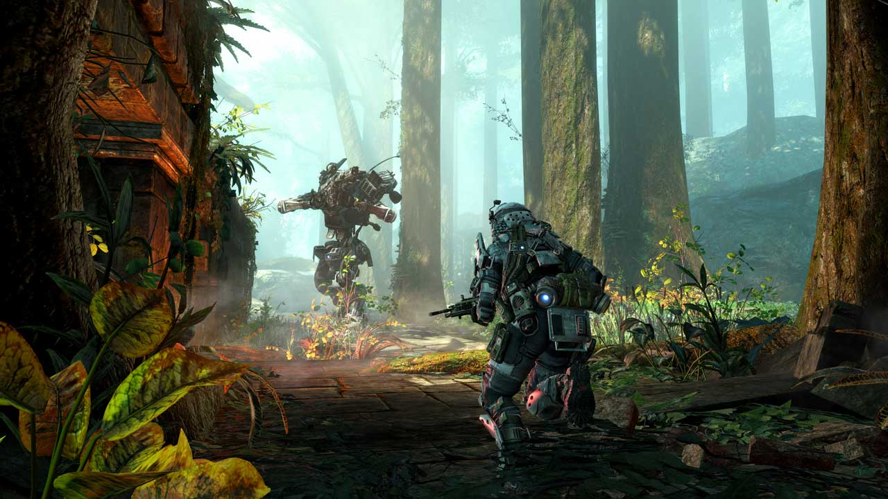 Titanfalls Second And Third DLC Drops Have Launch Windows VG247