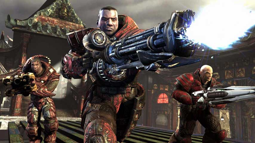 Epic Would Love To Support Unreal Tournament As An ESport Game VG247