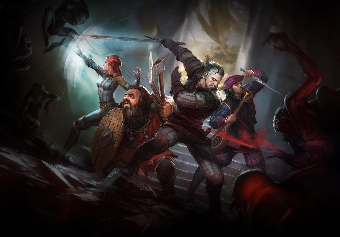 Witcher Adventure Game Leaves The Tabletop For Mac And PC VG247