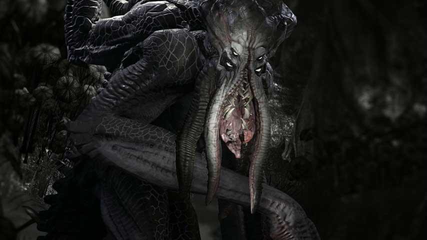 Evolve All New Kraken Vs Hunters Gameplay VG247