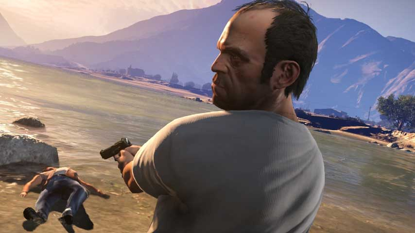 Grand Theft Auto 5 Coming To PC PS4 And Xbox One VG247