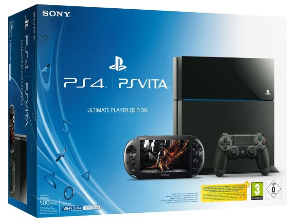 PS4 And Vita Ultimate Player Console Bundle Is Real Pack Art Revealed VG247