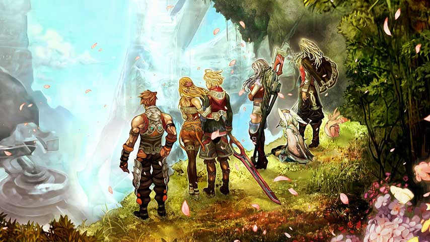 Take A Look At The Wii Us Most Elusive Title Xenoblade