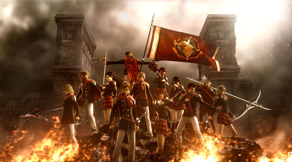 Latest Final Fantasy Type 0 HD Video Delves More Into Combat VG247