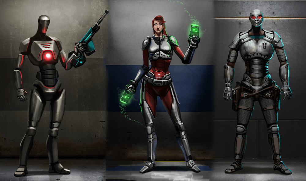 Unreal Tournament Builds Now Available To Everyone VG247