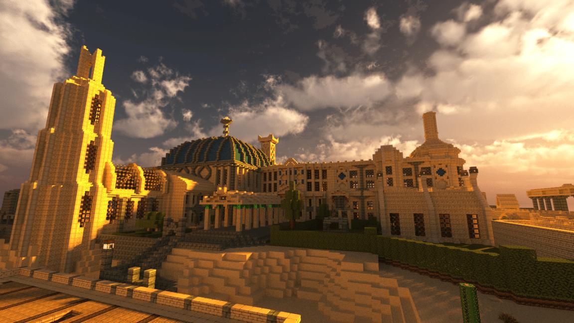 Achievement Minecraft Hunter City