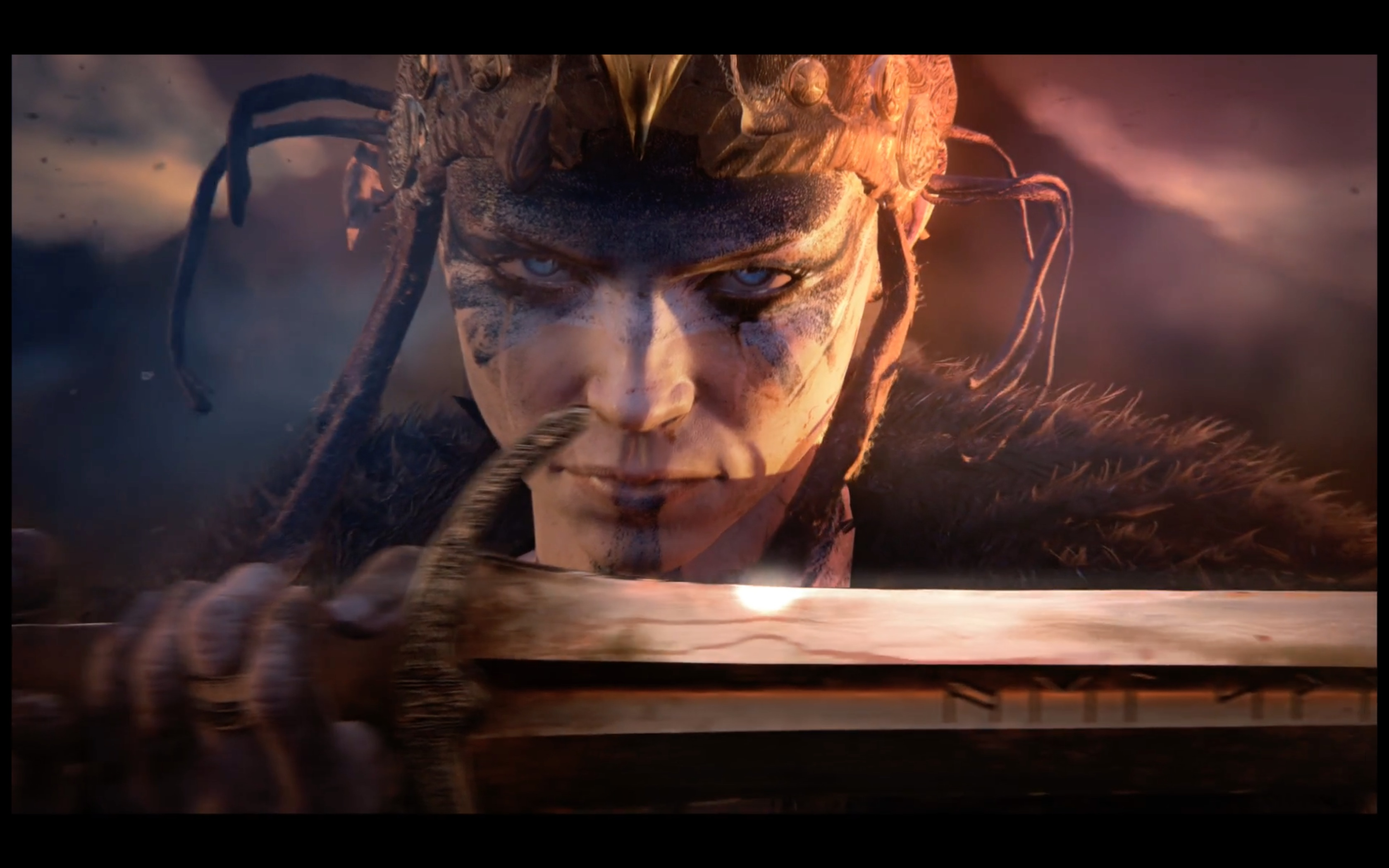 Ninja Theorys Hellblade Is Not Tied To Heavenly Sword At All VG247