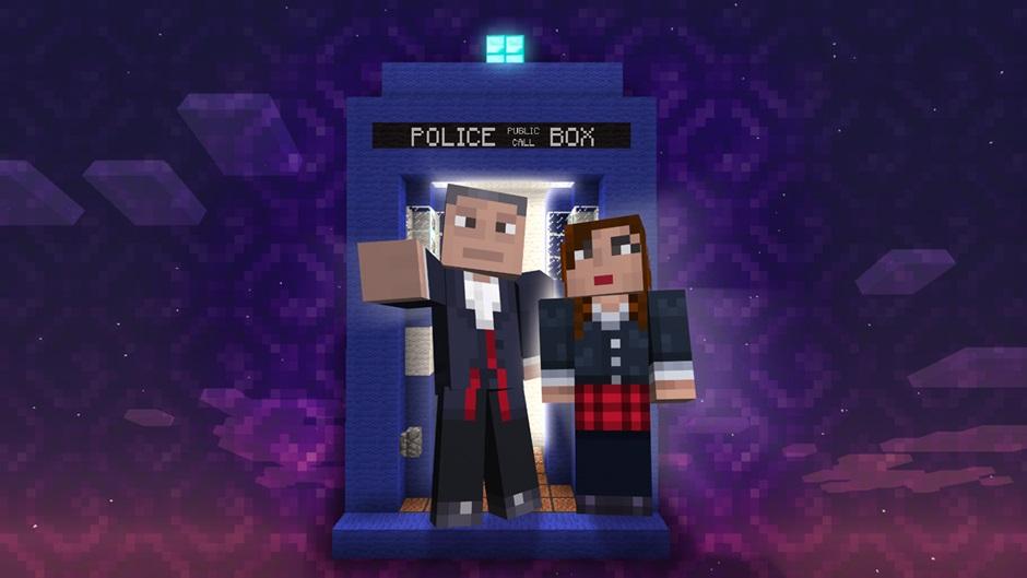 Doctor Who Skin Packs For Minecraft Xbox 360 Start