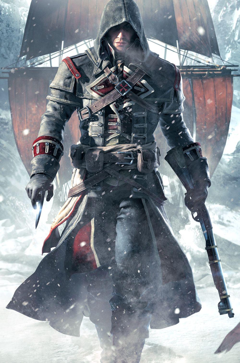 Assassins Creed Rogue Puts You Behind The Ships Wheel Again This Fall VG247