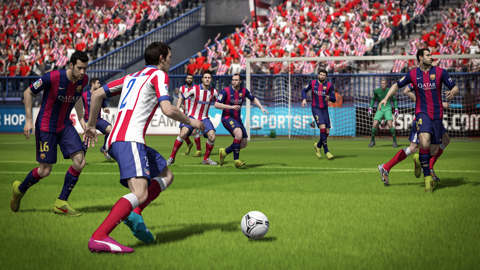 FIFA 15 Demo Out Now On PC PlayStation Xbox 360 PC