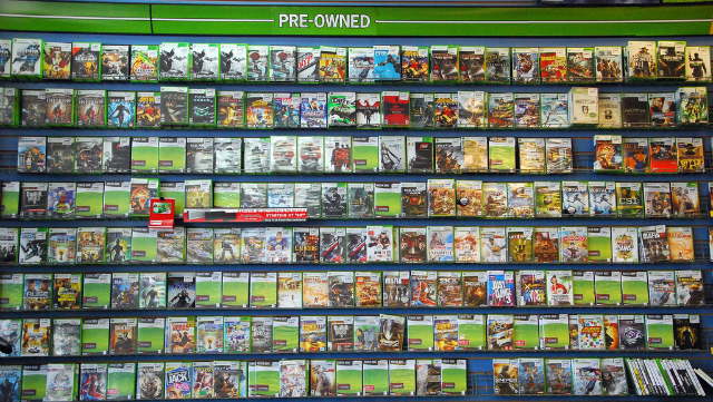 GameStop To Offer More Money For Your Second Hand Games VG247